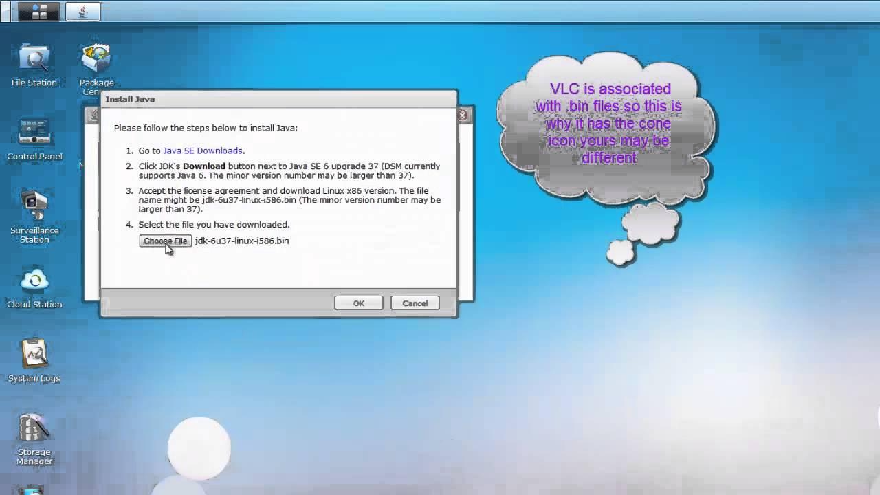 Work in the Cloud – Cloud Station in DSM.