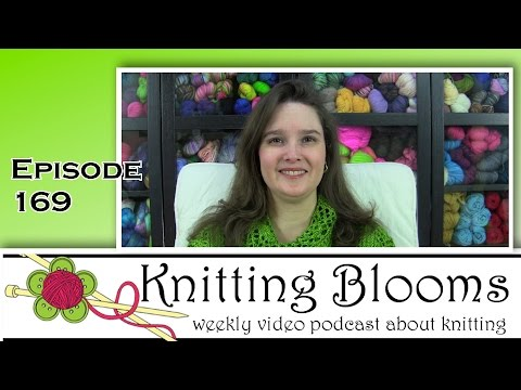 Blanket & Cowl - EP169 - Knitting Blooms