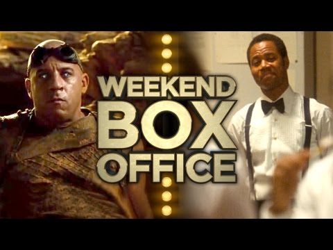 Weekend Box Office - Sept. 6-8 2013 - Studio Earnings Report HD