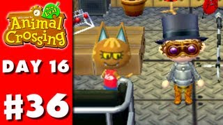 Animal Crossing: New Leaf Part 36 Steampunk Date