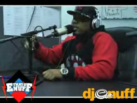 Dj Enuff-Mims & Joell Ortiz freestyle on Allstar Radio.net