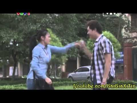 Phim Gái già  Xì TIN Gặp gỡ 2 diễn viên chính phim GÁI GIÀ XÌ TIN VTV6 Phim Việt Nam HOT