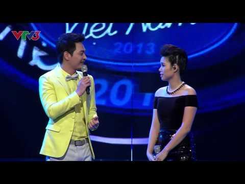 Vietnam Idol 2013 - Vòng loại trực tiếp 3 - Người em đã yêu - Ngân Hà