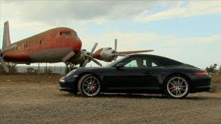 NEU: Porsche 911 Cabrio - Testfahrt videos