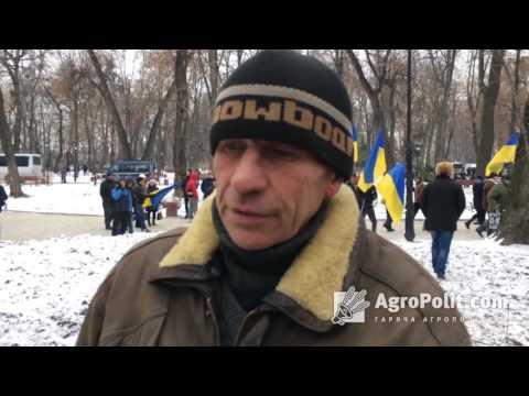 Псевдо-мітинг профспілки ДП Укрспирт