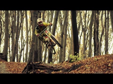 Downhill MTB Obstacle Challenge - Red Bull Big Duel 2012 Ukraine