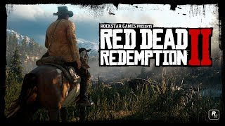 Red Dead Redemption 2 - Trailer #2