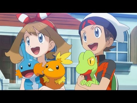 Pokemon Omega Ruby Version & Pokemon Alpha Sapphire Version - Animated Trailer