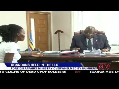 2000 Ugandans in US jails