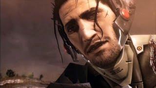 Metal Gear Rising Raiden VS Sam (Boss Fight Video Walkthrough)