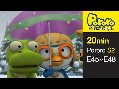 PORORO Full Episodes S2 E45-E48 (12/13)