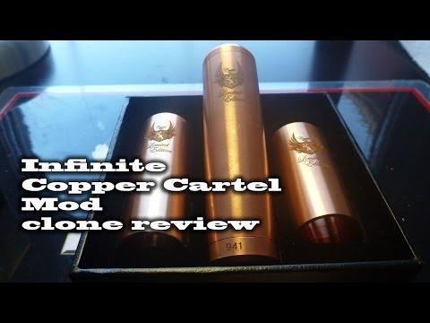 Infinite Copper Cartel Mod Clone
