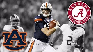 "Alabama VS Auburn 2017 Hype | ""Game of Survival"" 
