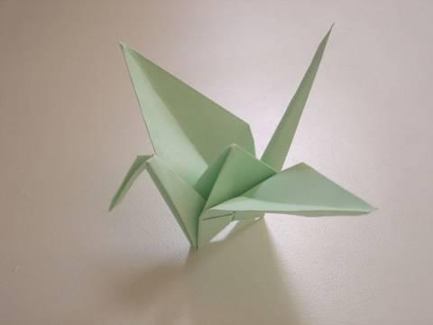 Origami Tsuru (crane)