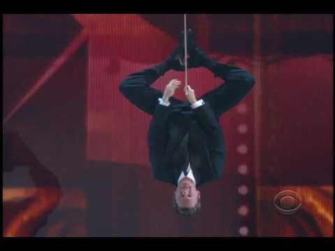 Neil Patrick Harris as Spider-Man at the 2012 Tony Awards