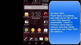 Root Sony Xperia M Dual C2004 Android 4.3 Jelly Bean 100%