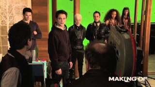 'Twilight: Breaking Dawn Part 2' B-roll