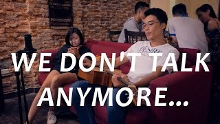 We Don't Talk Anymore (Acoustic Cover) - Minh Mon feat. Thuy Tet - [Charlie Puth]