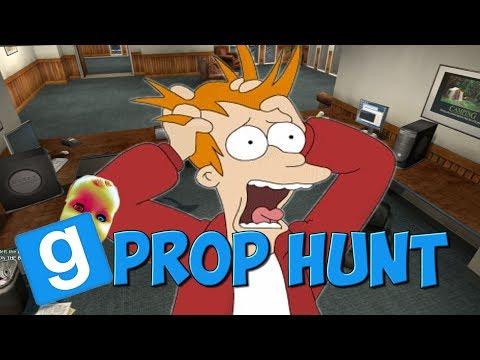 FOUTEN WORDEN GEMAAKT - Garry's Mod Prop Hunt #14