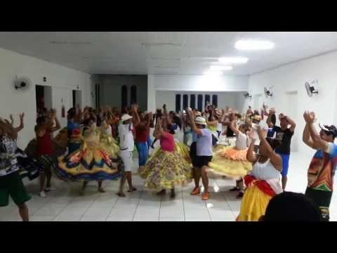 Ensaio UNIDOS EM ASA BRANCA 2014