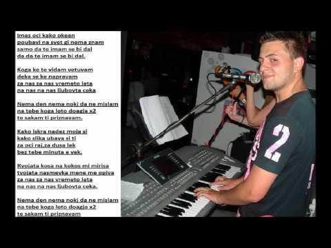 Vlatko Lozanoski Lozano - Nema den, nema nokj (instrumental cover by Cobe)