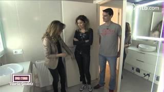 Ahorro de espacio en casas pequeñas
