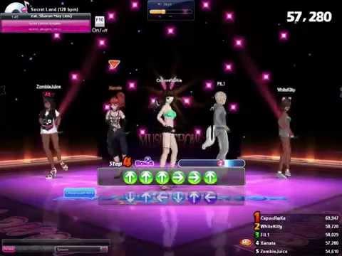 Новый геймплейный ролик Audition 2