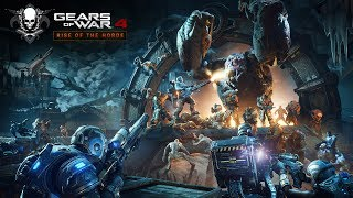 Gears of War 4 - 'Rise of the Horde' Trailer