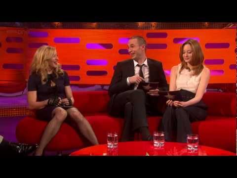 Madonna at The Graham Norton Show [Full Show in HD] (Jan. 11, 2012)