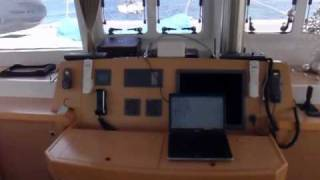 "MULTIHULLS: 2009 Lagoon 620 ""Maevie"" Catamaran For Sale"