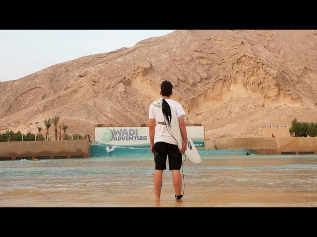 Grilosodes - SEASON PREMIERE - Wave Pools & Indoor Snowboarding in Dubai