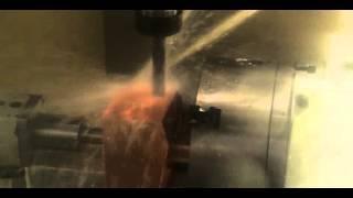 Видео Сверление бронзы