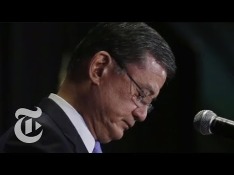 What V.A. Chief Eric Shinseki Leaves | Times Minute 5/30/14 | The New York Times