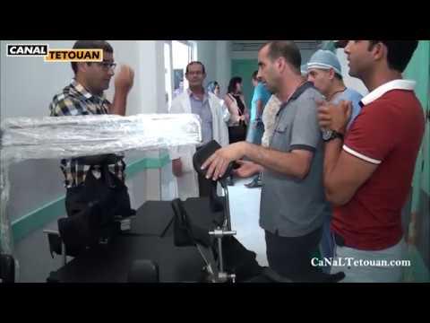 الدكتور يوسف الخياطي يشرح تفاصيل اقتناء طاولة العمليات المتطورة بمستشفى سانية الرمل بتطوان (شاهد الفيديو)