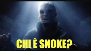 CHI È SNOKE?-Star Wars:Episodio VII (Teoria)
