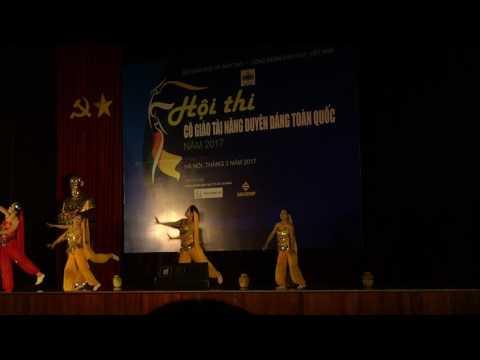 Ms 10 - Hội thi cô giáo tài năng duyên dáng toàn quốc 2017
