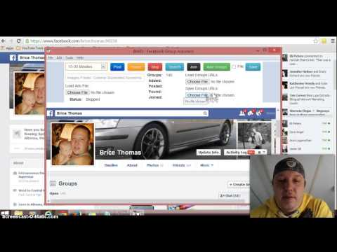 Awesome Facebook Auto Poster | Build My Income Daily Facebook Auto Poster