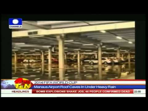 Channels TV News@10 (20/05/2014) Part 4