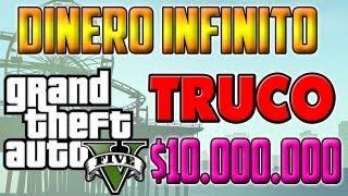 TRUCO GTA V| $36.000 En 1 Minuto| DINERO INFINITO GTA
