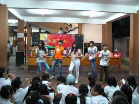 TheMctoiyeu2704 Đêm Hội Trăng Rằm - VĂN NGHỆ Trường THCS BÌNH ĐÔNG