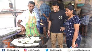 Pondicherry BRUNCH (Breakfast + Lunch) Food Tour - French Breakfast - Vadacurry