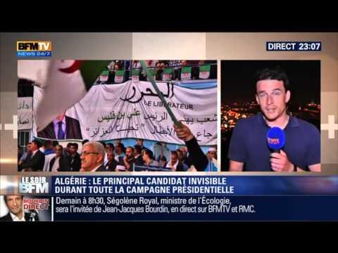 Élection présidentielle 2014 en Algérie: Abdelaziz Bouteflika, le candidat fantôme - 14/04