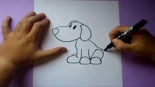 Como Dibujar A Loula Paso A Paso Pocoyo How To Draw