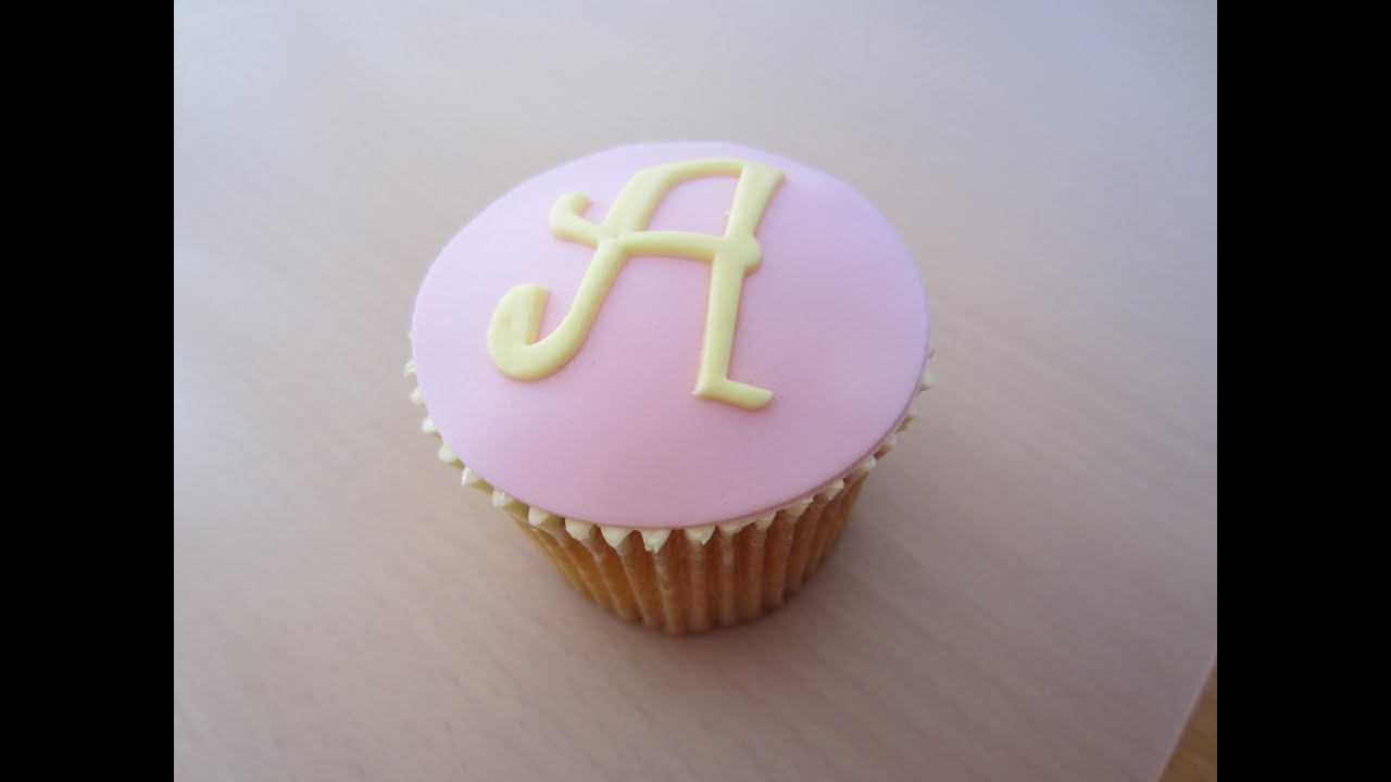 Letter Cupcake Toppers. Qttier Cake Topper Set Happy ...