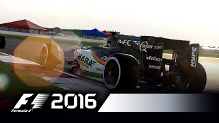 F1 2016 - Hockenheim Hot Lap