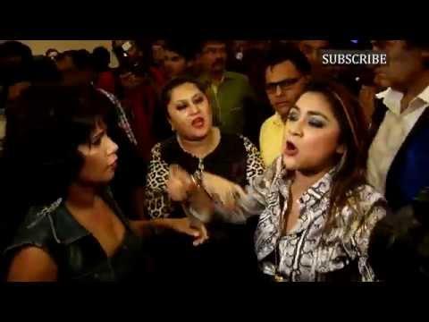 Rakhi Sawant's friend slap Mumbai Can Dance Sala  image