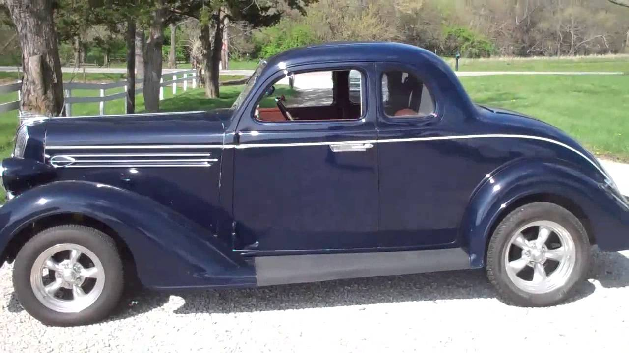 For sale 1936 plymouth coupe autos post for 1936 dodge 5 window coupe