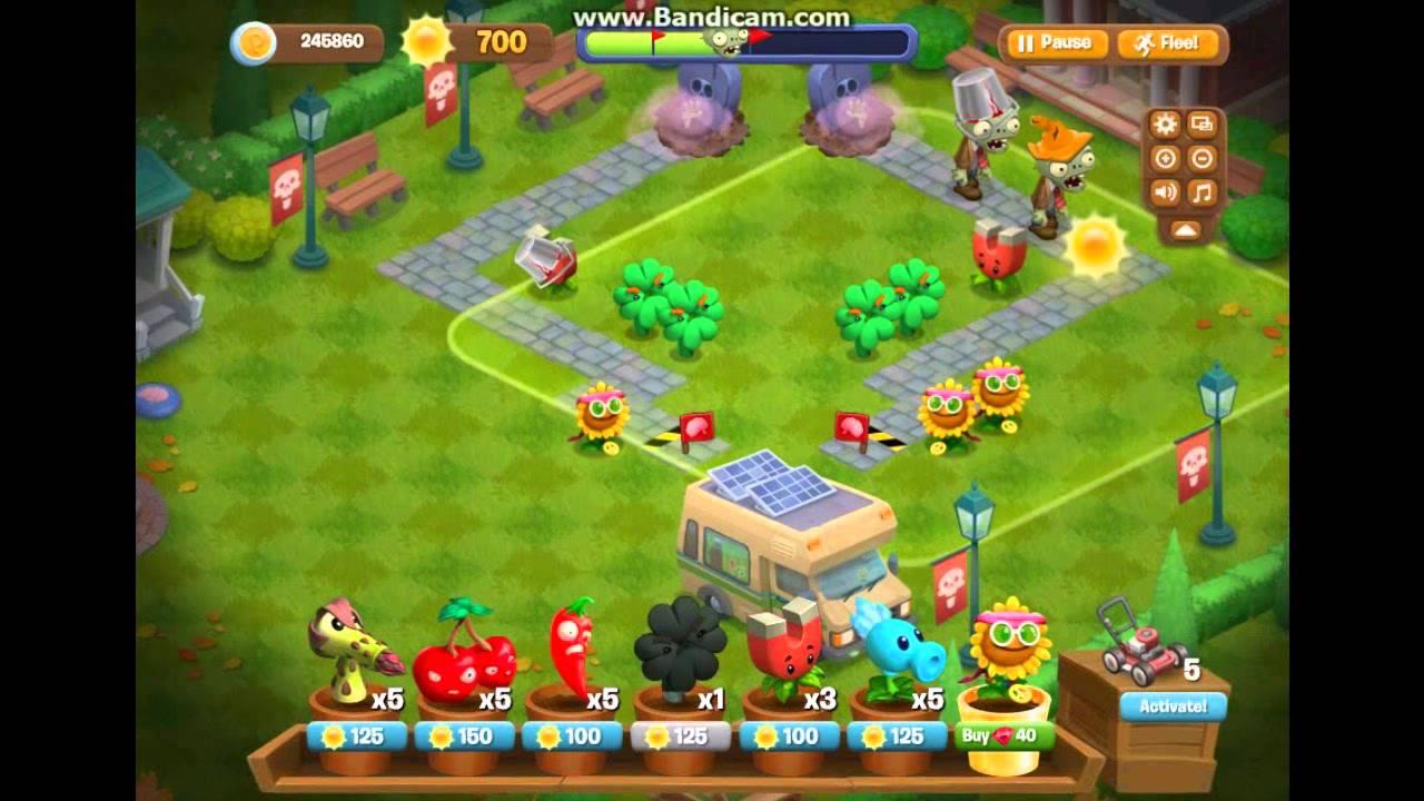 plants vs zombies adventure