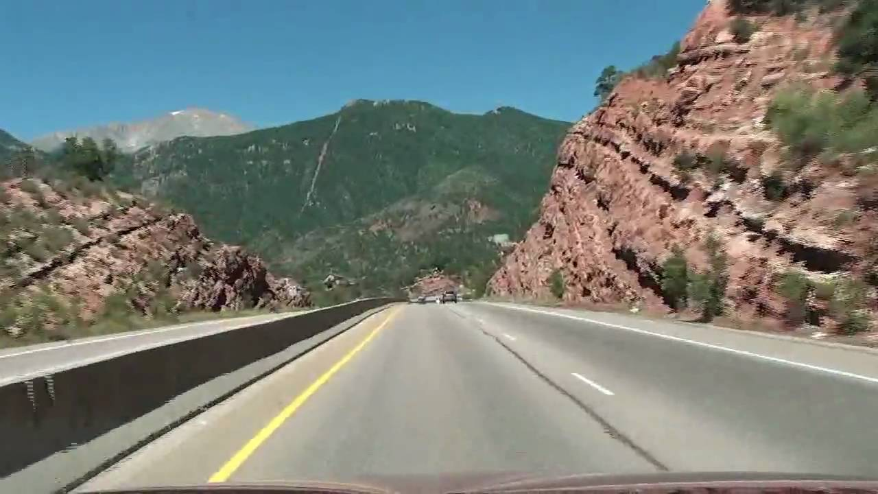 hd driving up pikes peak part 1 of 21 high definition youtube. Black Bedroom Furniture Sets. Home Design Ideas