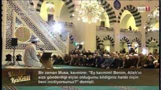Mehmet Görmez Mevlid Kandili Vaazı Dinle İzle